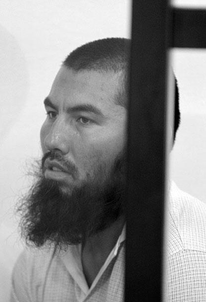 Гражданин Узбекистана Абдунозим Атабоев (на фото) – один из пяти человек, арестованных судом по делу о покушении на бывшего заместителя муфтия Татарстана Валиуллу Якупова и муфтия республики Илдуса Файзова
