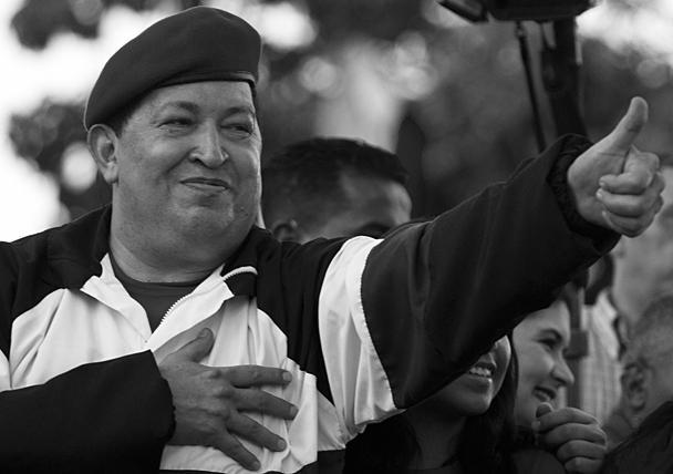 Несмотря на критику, Уго Чавес полон энергии и сил