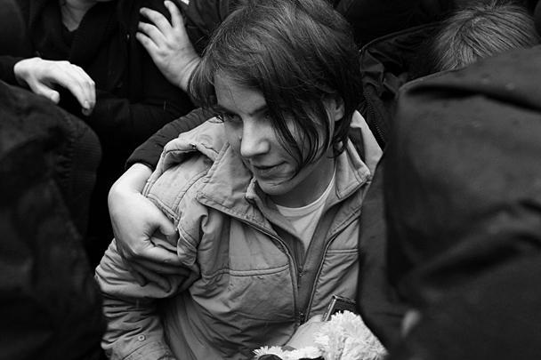 Позиция нового адвоката осужденной была такова: Екатерина Самуцевич вообще не участвовала в акции в храме Христа Спасителя, что зафиксировано видеонаблюдением