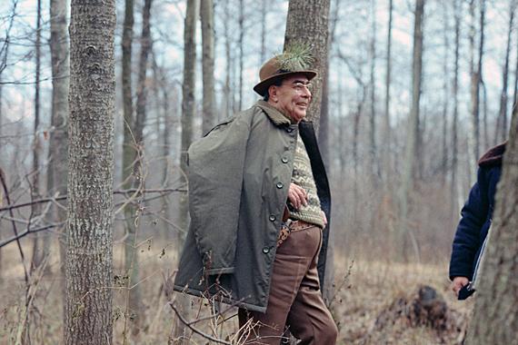 Памятные моменты из жизни Леонида Брежнева :: Фоторепортажи :: «ВЗГЛЯД.РУ»