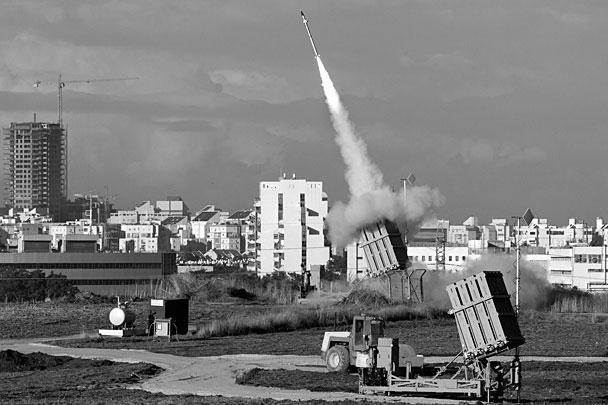 Начатая Израилем операция «Облачный столп» стала самой масштабной за последние четыре года
