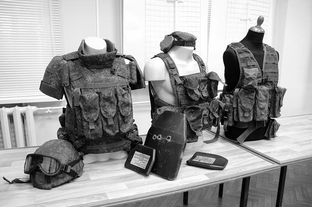 В состав комплекта входят порядка 40 модернизированных или полностью созданных заново элементов экипировки военнослужащих различных специальностей – стрелка, разведчика, механика-водителя и т.д.
