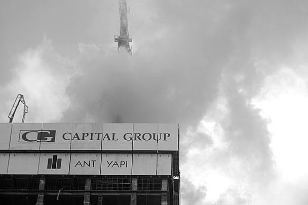 В комплексе «Москва-Сити» произошедший пожар стал четвертым за последние несколько месяцев