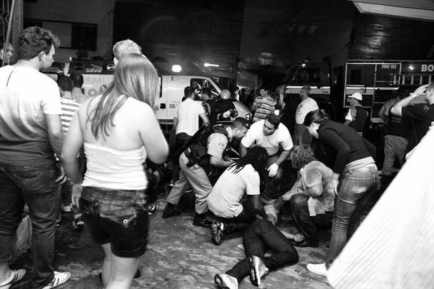 Полицейские опасаются, что количество жертв пожара в Бразилии может вырасти в разы, так как дознаватели только приступили к подсчету погибших
