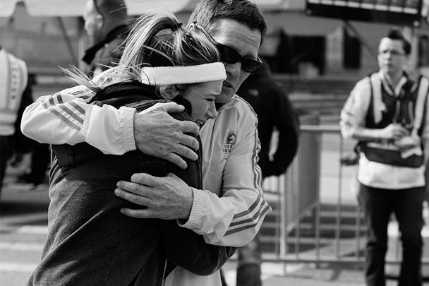 Для участников и зрителей марафона все произошедшее стало настолько неожиданным, что они до сих пор не могут понять, что произошло