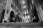 На своем сайте FEMEN отзываются о покойном как о «фашиствующем писаке». Он, напомним, совершил самоубийство в знак протеста против одобрения французским парламентом однополых браков(фото: femen.org/Jacob Khrist)