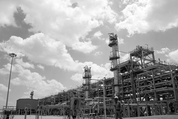 Газоперерабатывающий завод Эльба недалеко от города Хомса также находится под контролем правительственных войск и может стать мишенью для удара