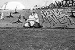 А европейские художники между тем изобразили Владимира Путина миротворцем на зданиях сразу нескольких городов. Акция была также приурочена ко дню рождения российского президента. Рисунки появились в Берлине, Амстердаме, Париже, Барселоне, Мадриде и Лондоне(фото: facebook.com/kitol.funkfanatix)