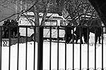 Ученики школы были быстро эвакуированы. Помимо жертв, о которых уже сообщалось – учителя и полицейского и ранения еще одного полицейского – никто больше не пострадал(фото: РИА