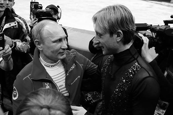 Российский фигурист Евгений Плющенко признался, что ему очень помогла поддержка соотечественников: «Это был тот случай, когда говорят – «зал катается вместе с тобой», - сказал он