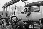 Чтобы отстоять свою правоту, Константин Алтухов был готов сидеть в машине еще как минимум два дня(фото: Виталий Белоусов/РИА