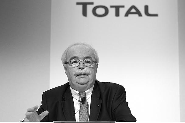 Погибший в катастрофе президент французского энергетического концерна Total Кристоф де Маржери
