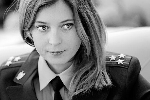 Бывшая работница украинской прокуратуры Наталья Поклонская до воссоединения России с Крымом в марте этого года и не подозревала, что является секс-символом. Но с тех пор как ее назначили прокурором полуострова, ее внешность не обсуждает только ленивый