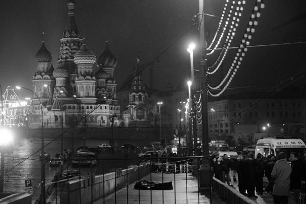 Преступление произошло на Большом Замоскворецком мосту