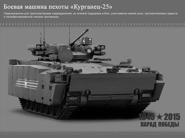 Боевая машина пехоты «Курганец-25» предназначена для транспортировки подразделений и их огневой поддержки в бою