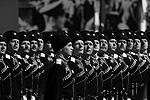 Было там и соединение кубанских казаков – во время самого знаменитого Парада Победы в июне 1945 года казаки также проходили по Красной площади(фото: Reuters)
