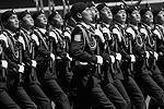 На площади можно было увидеть парадные расчеты вооруженных сил Монголии(фото: Владимир Вятикн/РИА «Новости»)