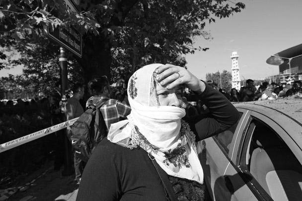Преступление, повлекшее за собой гибель десятков мирных граждан, по словам турецких властей, является попыткой спровоцировать столкновения в обществе