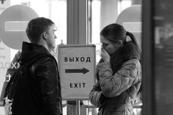 Родственники пассажиров собрались в Пулково. В аэропорту создан оперативный штаб. С близкими погибших работают медики и психологи