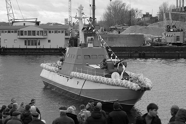 Руководство Украины уже объявило о «важном шаге по восстановлению военного потенциала ВМС Украины»
