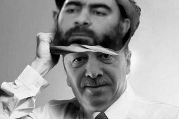 В соцсетях Эрдогана уже сравнили с с Абу Бакром аль-Багдади, самопровозглашенным главой ИГ