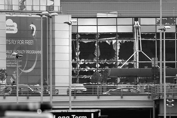 Всего на территории брюссельского аэропорта было три взрывных устройства