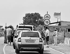 Украина готовится к легализации перевозок в Крым