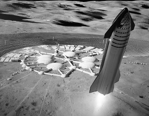 Так выглядит проект новой грандиозной ракеты