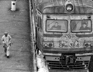Железные дороги Украины – яркий пример коррупции
