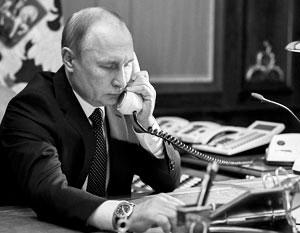 Расшифровки разговоров Путина по телефону будет рассекречены нескоро, но компромата на Трампа в них не найдется