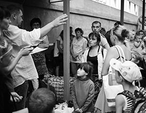 Украинские мигранты должны знать, что в России они найдут гораздо более счастливую жизнь, чем у себя на родине