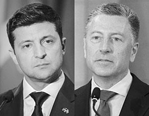 Курт Волкер в роли спецпредставителя Госдепа на Украине диктовал Киеву волю США