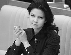 Юмашева координирует в Госдуме работу группы по связям с Конгрессом США