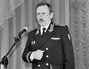 Новым главой ФСИН стал экс-начальник красноярского УФСБ Александр Калашников