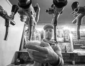 Пиву маленьких пивоварен ничего не угрожает