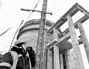 Построенная Россией АЭС сократит экспорт газа в Белоруссию