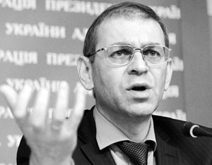 Сергей Пашинский – первая жертва мести соратников Януковича