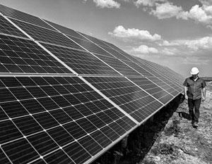 В России отмечается бум строительства солнечных электростанций
