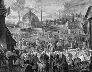 Османская империя в свое время бесславно рассыпалась – но ее идеи в современной Турции актуальны и по сей день