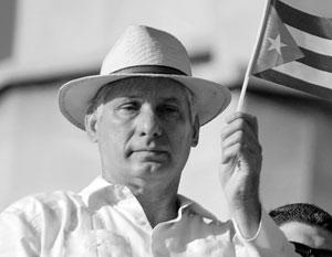 Все надежды президента Кубы теперь связаны с Россией