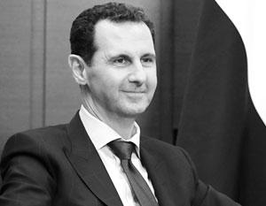 Президент Сирии одержал важную дипломатическую победу