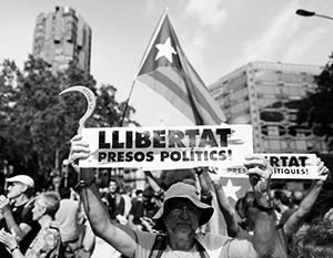 Протесты в Каталонии угаснут сами собой