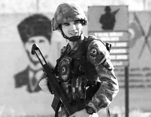 Гражданская война в Сирии похоронила надежды курдов на независимость