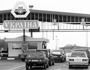 Жители Украины хотят иметь открытую границу с Россией