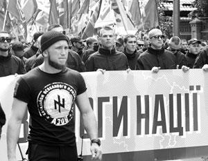 Погребинский объяснил, почему США могут признать «Азов» террористами