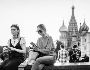 Молодые россияне заметили, что могут влиять на судьбу страны через социальные сети
