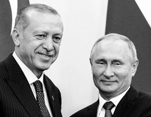 Путин и Эрдоган нашли решение острой ситуации на сирийско-турецкой границе