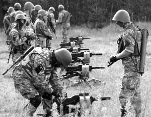Украинская армия постоянно провоцирует обстрелы в Донбассе