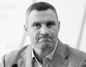 Зеленский давно пытается избавиться от Кличко