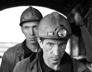 Украина перекладывает вину за беды своих шахтеров на Россию